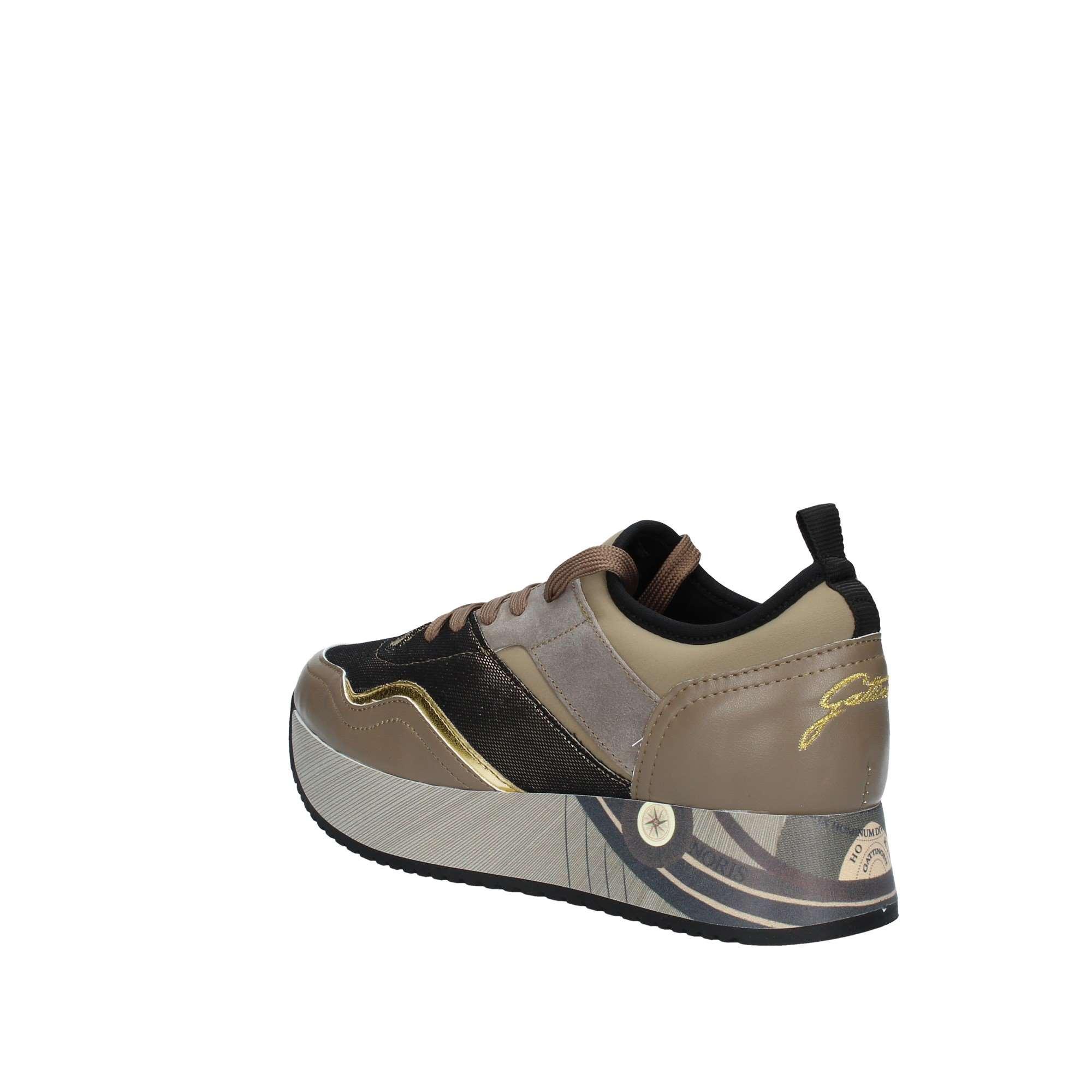 Gattinoni Cuir Hiver Femme Baskets Daim Taupe Pigma6122 Automne rnrYwSqR