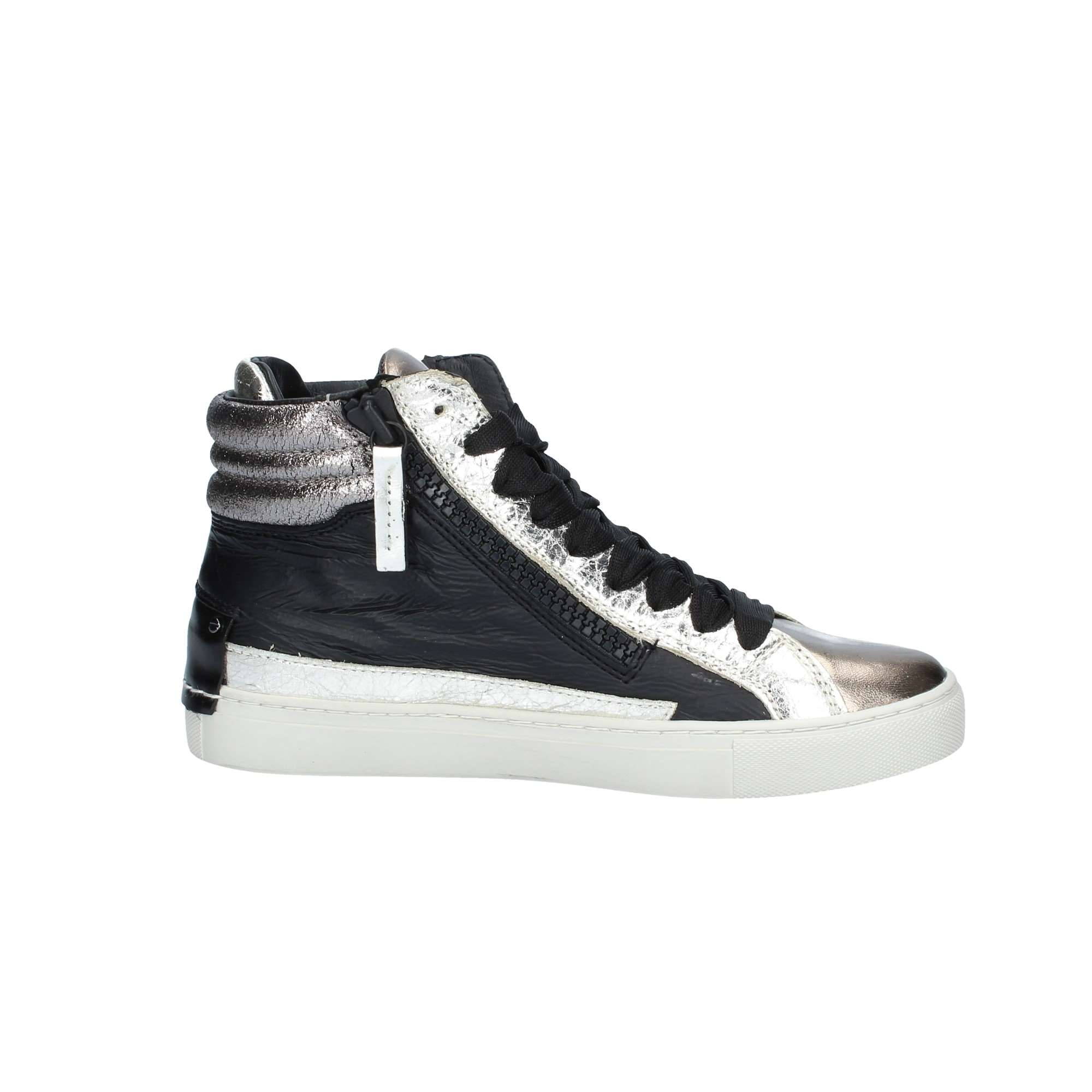 Crime london 25145 nero scarpe da ginnastica ginnastica ginnastica Donna Autunno Inverno 04c62a