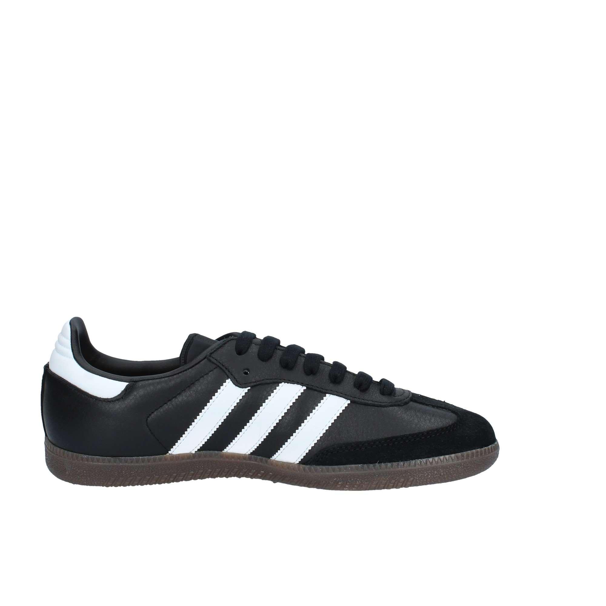 Adidas Samba OG Scarpe da ginnastica Basse Unisex adulto Nero (core Blackfoot