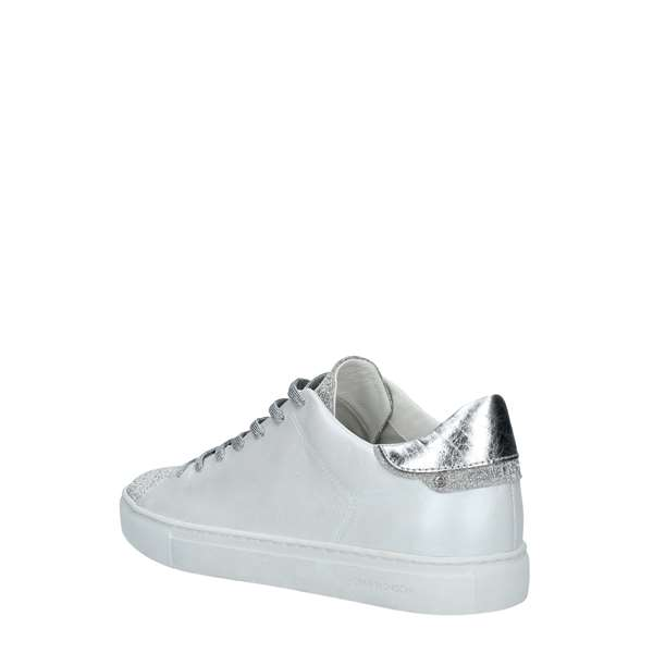 Crime london Sneakers Donna PLATINO