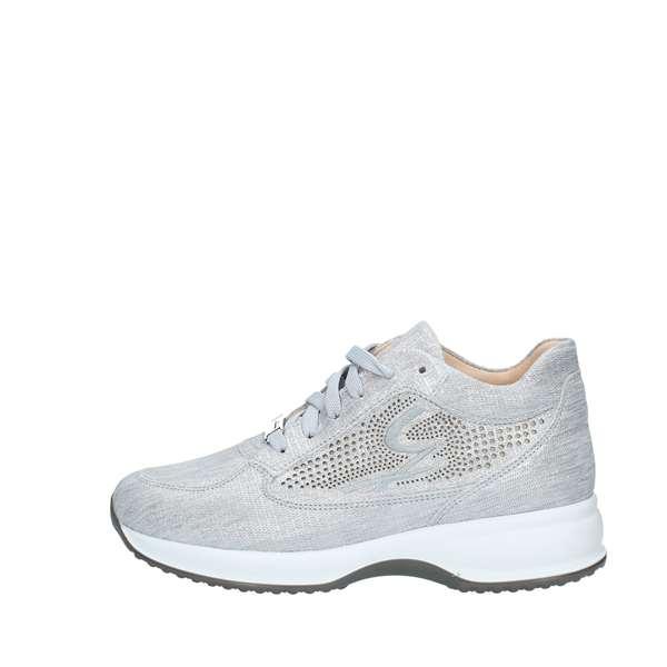 purchase cheap 29c62 e4000 Sneakers GATTINONI Donna - PLATINO - Vendita Sneakers On ...