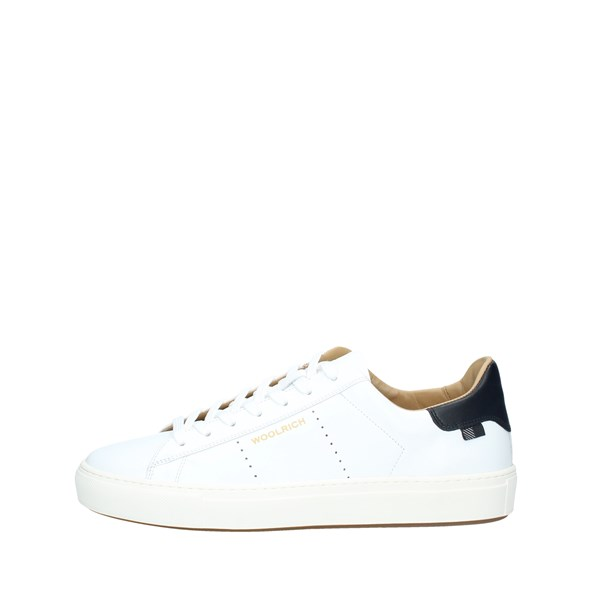 woolrich Sneakers Uomo WHITE