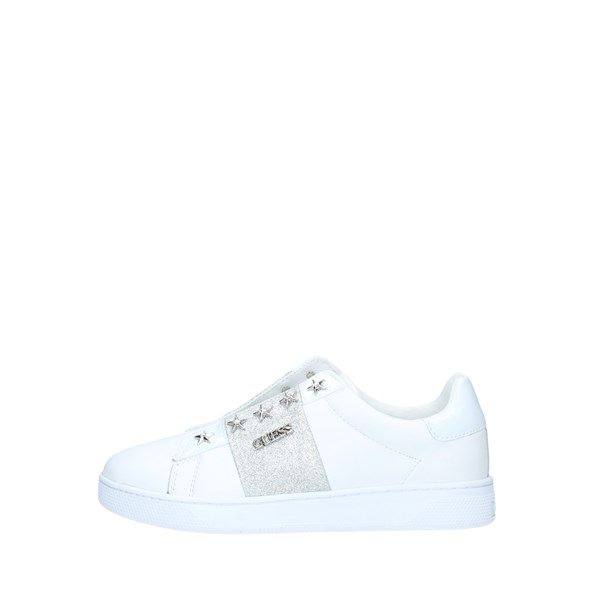 Guess Sneakers Donna WHITE