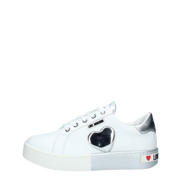 Love Moschino SNEAKERS  Donna NERO