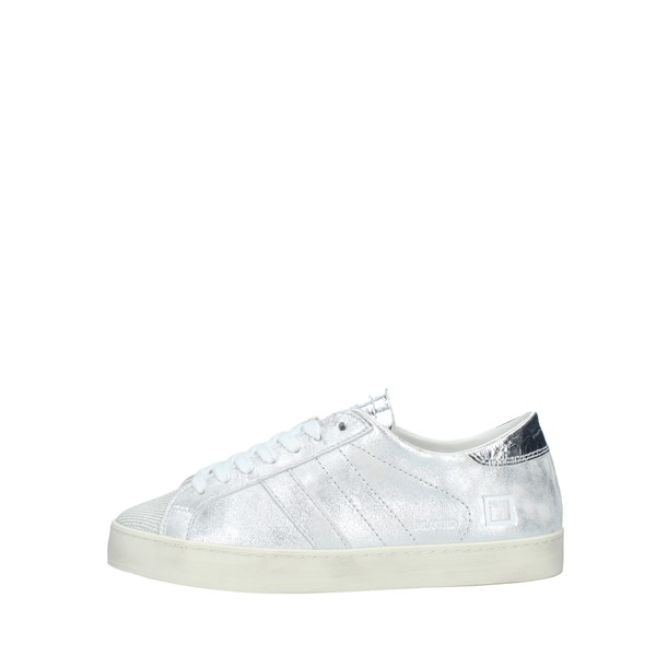 D.A.T.E. Sneakers Donna BIANCO