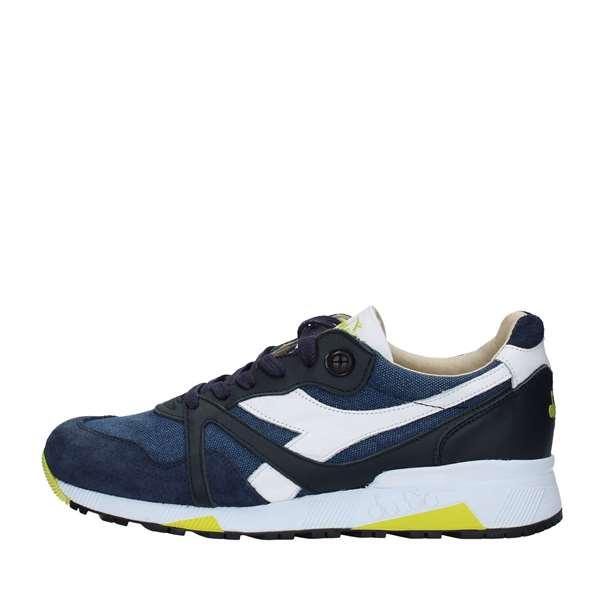 0185ee1d6dc9 Heritage Denim Vendita Diadora Blu On Sneakers Uomo mNvn80wO