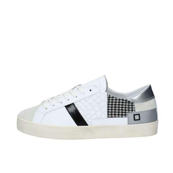 aa16b131780d0 Sneakers D.A.T.E. Uomo - BIANCO - Vendita Sneakers On line su ...