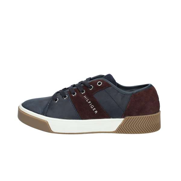 63a332ad96efb Sneakers Tommy hilfiger Uomo - MIDNIGHT - Vendita Sneakers On line ...