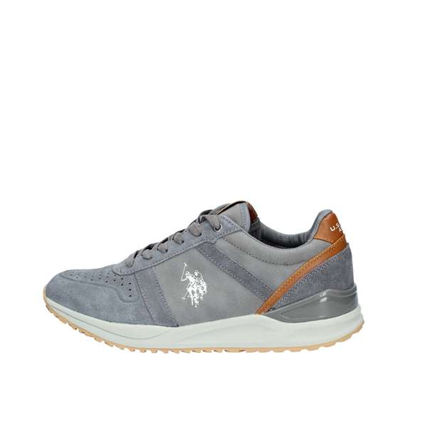 dea9a1b4891a0 Sneakers Us polo assn Uomo - GREY - Vendita Sneakers On line su  revolutionstore.it