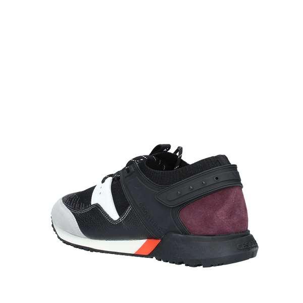 foto ufficiali 2f3ce 057e1 Cesare p. by paciotti Sneakers Uomo BLACK | Revolution Store