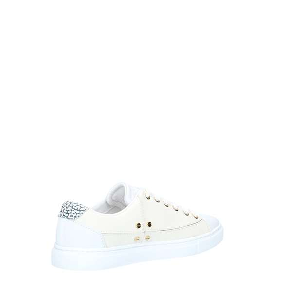 save off 5d727 aec04 Borbonese Sneakers Donna BIANCO   Revolution Store