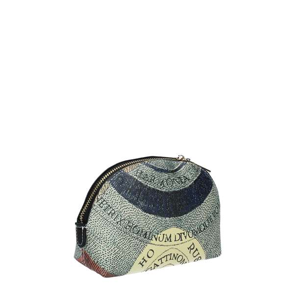 GATTINONI Accessori Donna POCHETTE MULTICOLOR BEGPL6459WPQP77