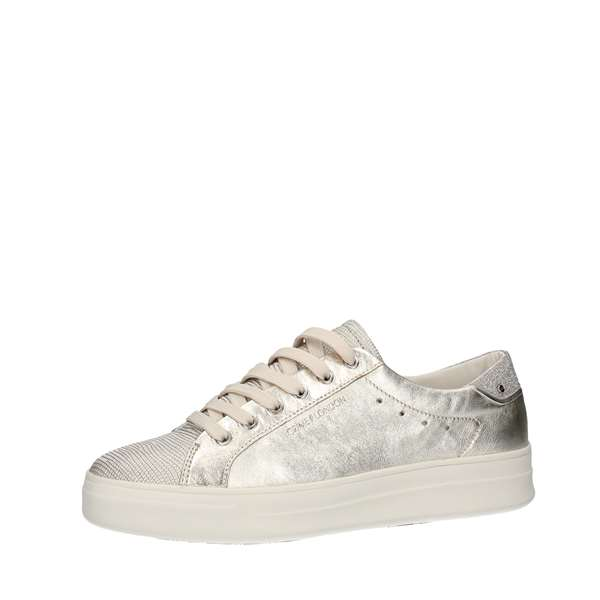 85c6394618 Crime london Sneakers Donna PLATINO | Revolution Store