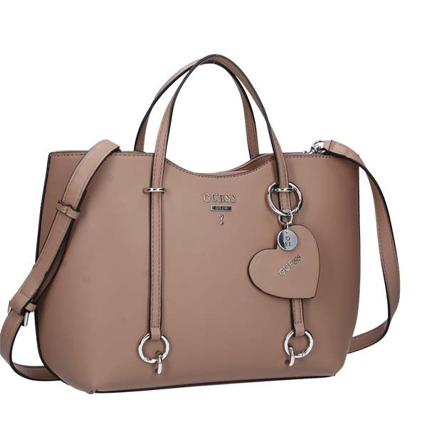 653507fee5 BORSE Guess Donna - TAUPE - Vendita BORSE On line su revolutionstore.it