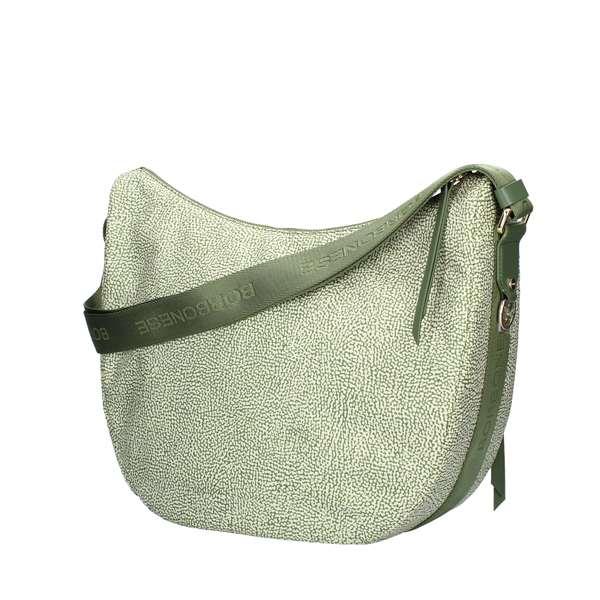 ro8e30354 borsa borbonese verde