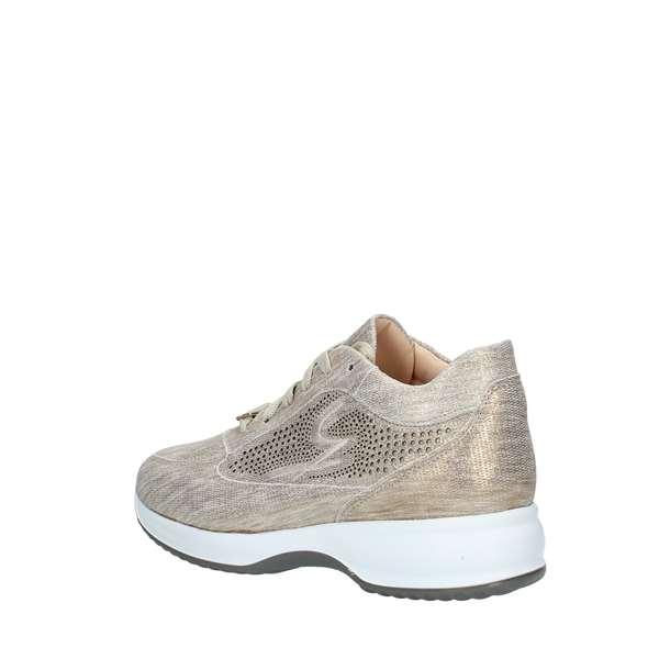 competitive price 38dc2 0f9af GATTINONI Sneakers Donna PLATINO | Revolution Store