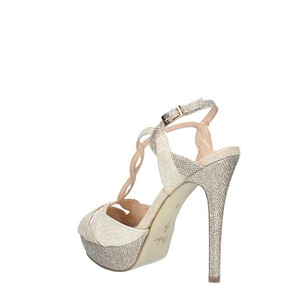 competitive price 75980 adfe9 Menbur SANDALO Donna NUDE | Revolution Store