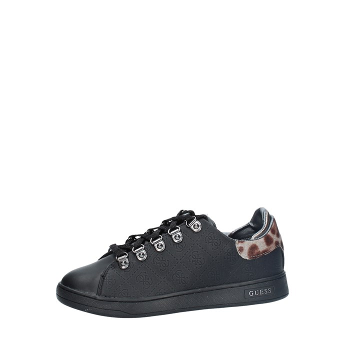 Guess Scarpe Donna Sneakers BLACK FL8CHZFAL12