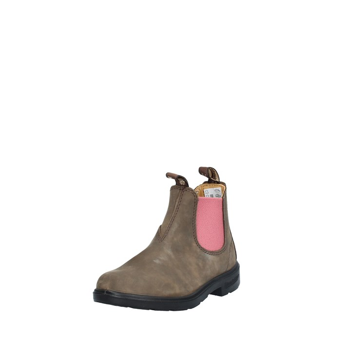 Blundstone Scarpe Bambina Beatles BROWN PINK BCCAL0396