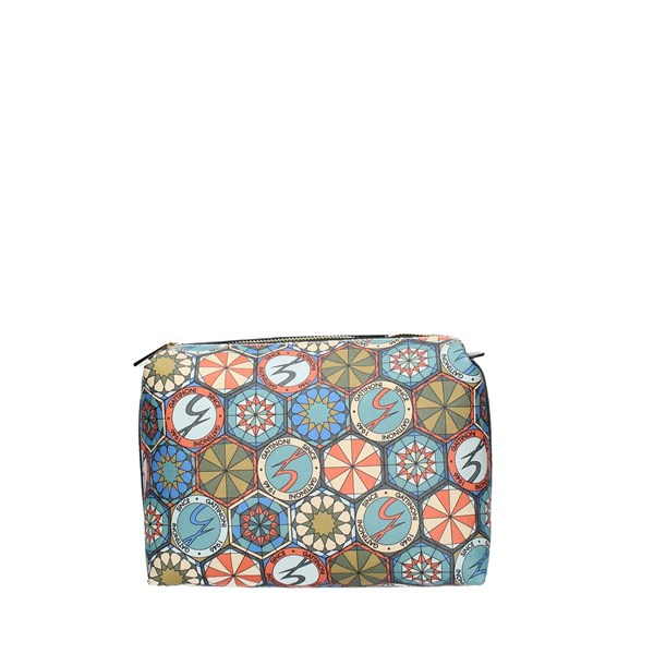 Gattinoni roma Accessori Donna POCHETTE MULTICOLOR BENTD7642WPGM00