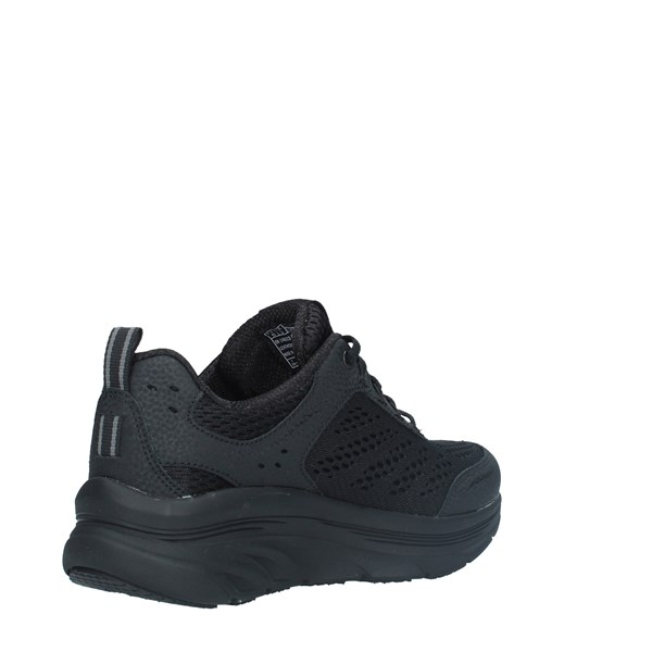 Skechers Scarpe Donna Sneakers B-BLACK 149023