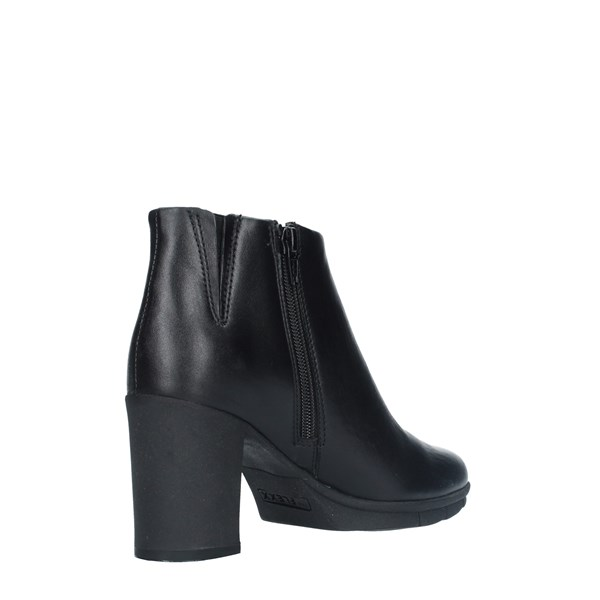 The flexx Scarpe Donna TRONCHETTO BLACK D7013.33