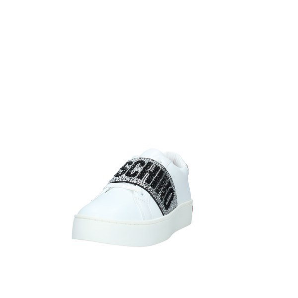 Love Moschino Scarpe Donna SNEAKERS WHITE JA15103G1BIB0902