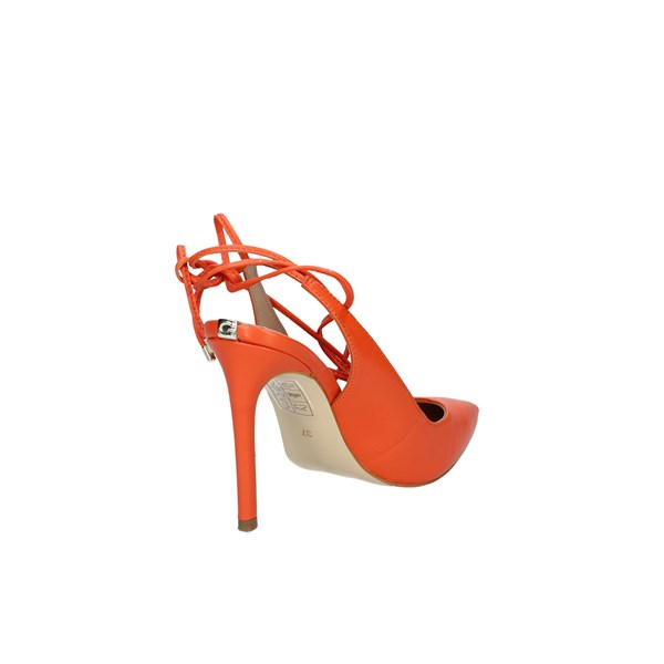 Guess Scarpe Donna Décolleté ORANGE FL5BRLLEA05