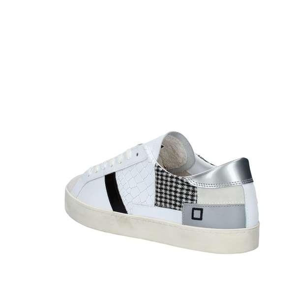 5df45caaf8920 Sneakers D.A.T.E. Uomo - BIANCO - Vendita Sneakers On line su  revolutionstore.it