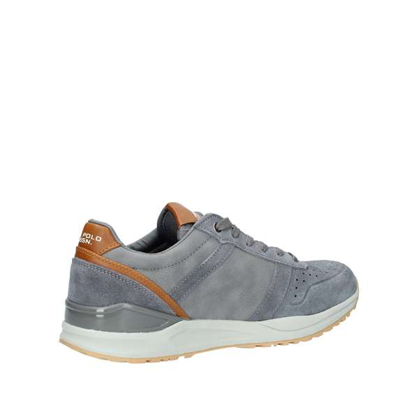 73c8c35099d9e Sneakers Us polo assn Uomo - GREY - Vendita Sneakers On line su ...